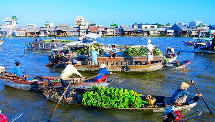 Ho Chi Minh - Tour My Tho - Can Tho - Chau Doc - Superior - 3D2N - Code 530-1