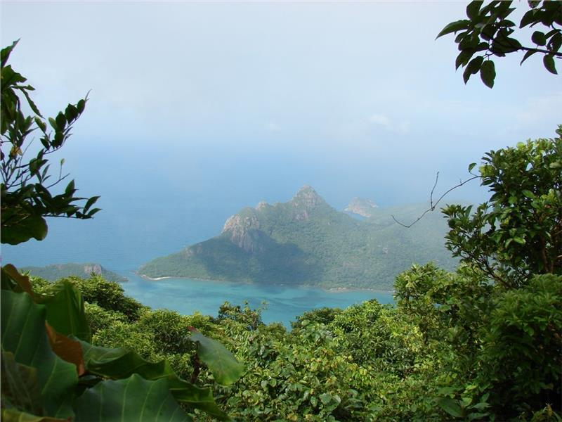 Con Dao Island developed into a tourist center