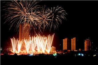 Da Nang Fireworks Festival ready for booming
