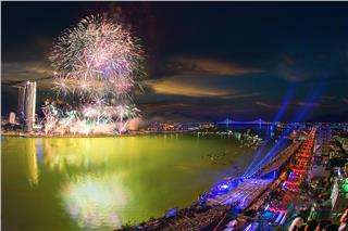 Da Nang International Fireworks Competition 2015 announced