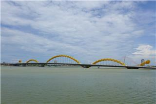 Dragon Bridge Da Nang