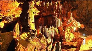 Discover a lava cave system in Vietnam