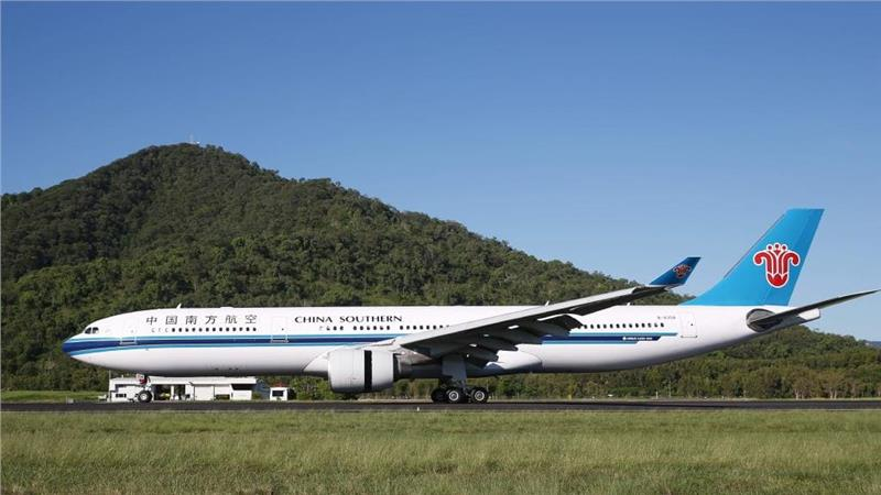 China Southern Airlines at Cairns Airport