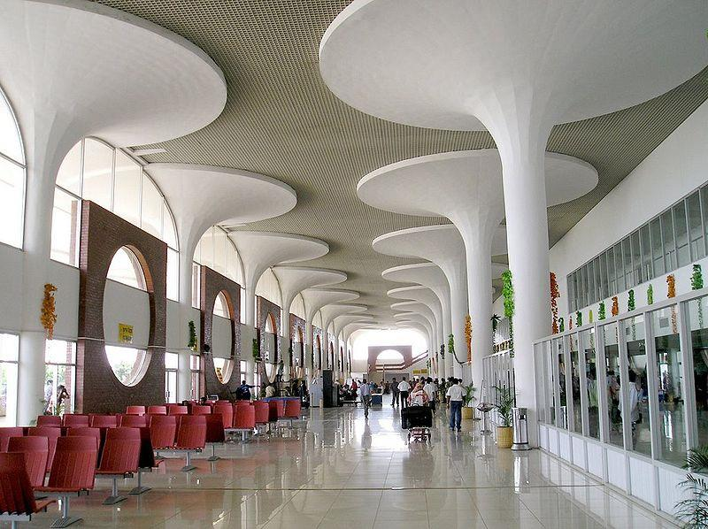 Shahjalal International Airport terminal
