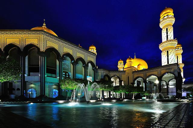 Cheap flights to Brunei