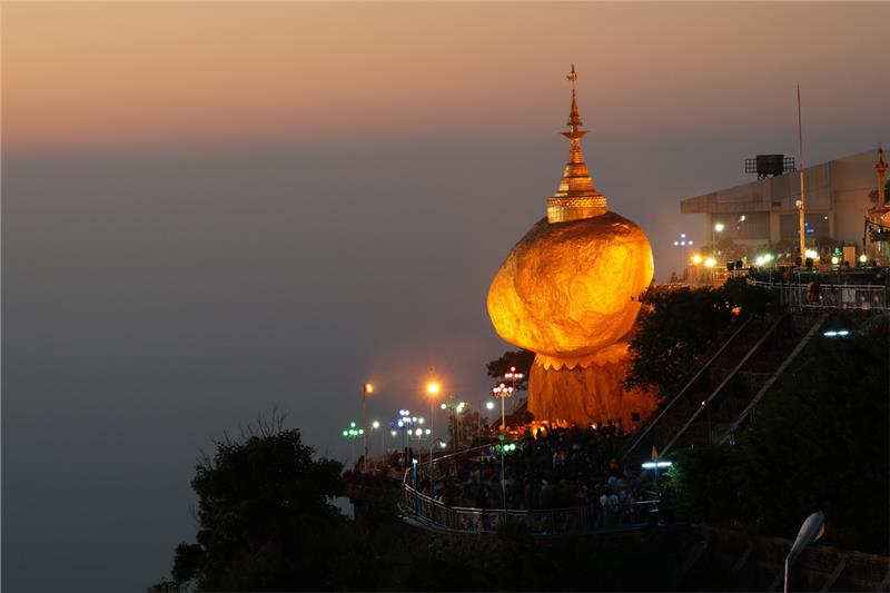 Cheap flights to Myanmar