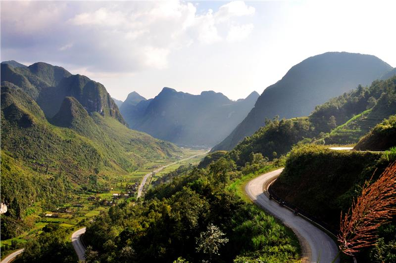 Ha Giang an unforgettable journey in my life