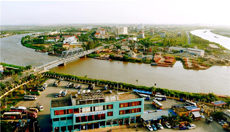 Haiphong city