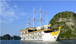 Dragon Legend Cruise Halong Bay