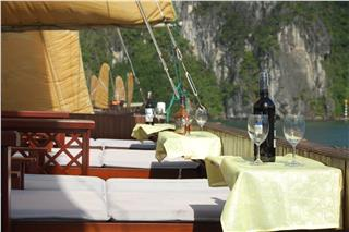 Poseidon Sails Halong Bay