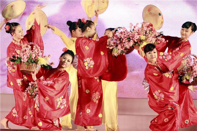Halong Cherry Blossom Festival 2015 to be held