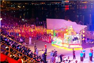 New activities in Halong Carnival 2015