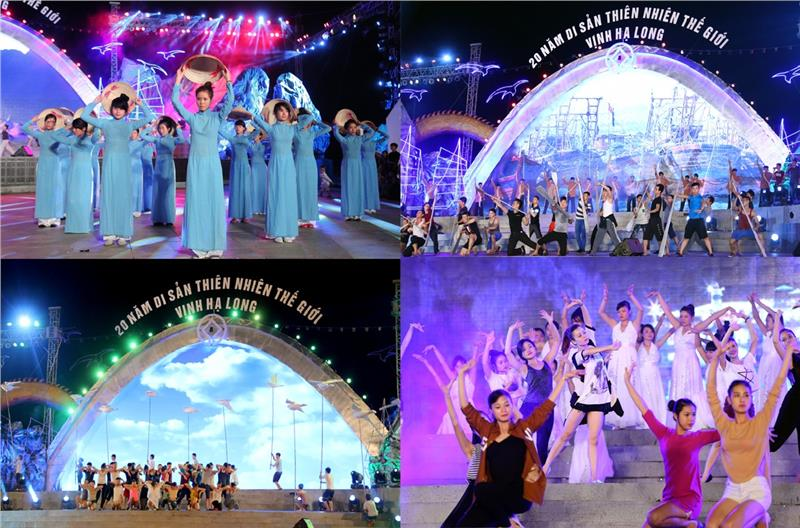Activities in the 20th Anniversary of  Ha Long Bay UNESCO Recognition