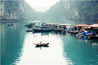 Vietnam on top 10 Coolest Places To Visit In 2015