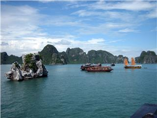 Halong bay to exciting experiences