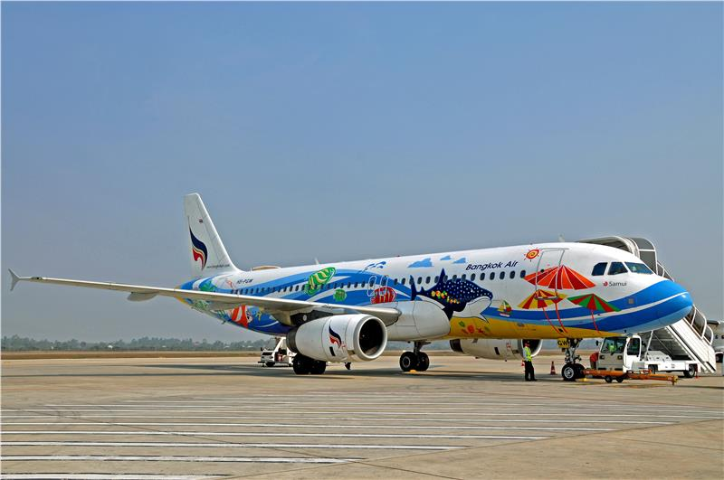 Bangkok Airways fleet