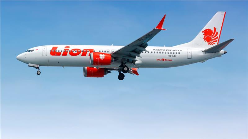 Thai Lion Air Introduction