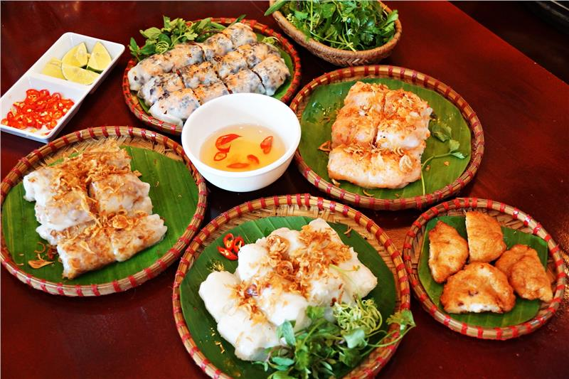 Vietnam food culture in regional diversity
