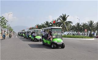 Electric cars in Ho Chi Minh City to appear