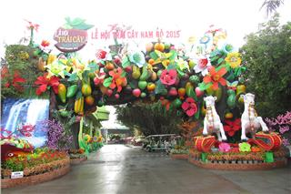 Southern Fruit Festival 2015 to be held in Ho Chi Minh City