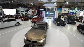 Vietnam Motorshow 2014 attracts reputable brands