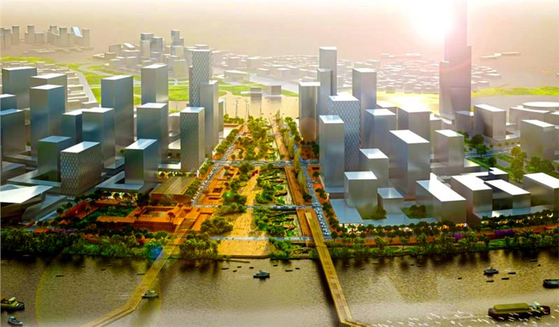 Ho Chi Minh City to build the largest square in Vietnam