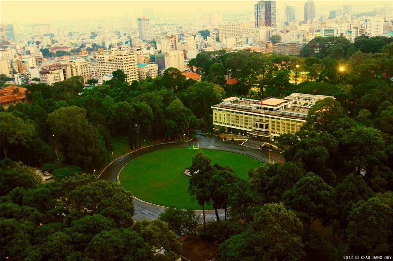 Top 10 most famous architectural works in Ho Chi Minh City