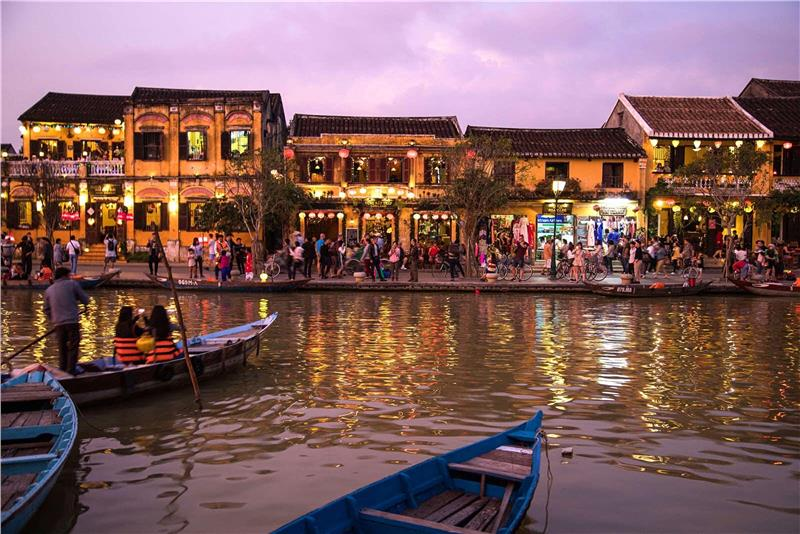 Vietnam tourist attractions praised by international media