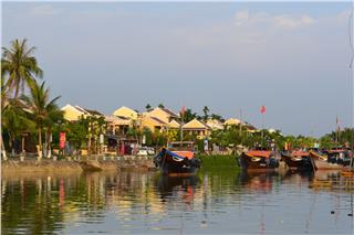 Ancientness of Hoi An ancient town