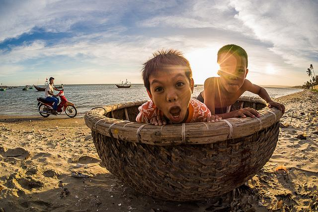 Vietnam with kids - 6 fun activities