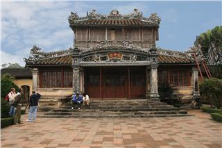 Royal Library in Hue Citadel reopened