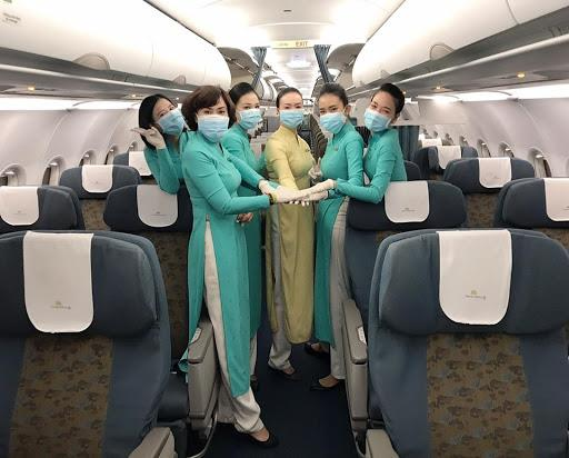 Vietnam Airlines reduced domestic flights