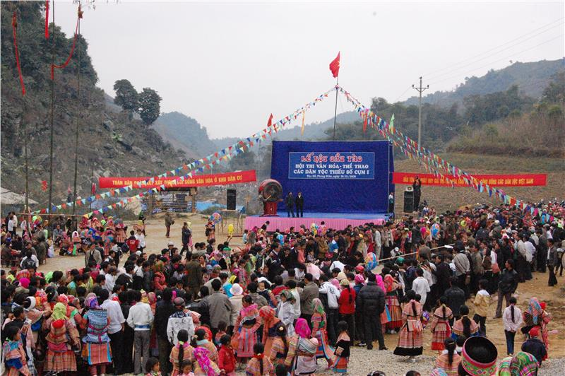 Gau Tao Festival will become new tourism product in Lao Cai