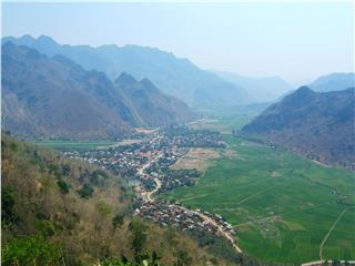 Mai Chau weather