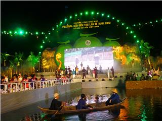 Ben Tre Coconut Festival 2015 brings cultural activities
