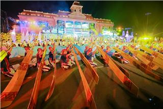 Attractive activities in Nha Trang Sea Festival 2015