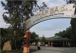Thap Ba Hot Springs