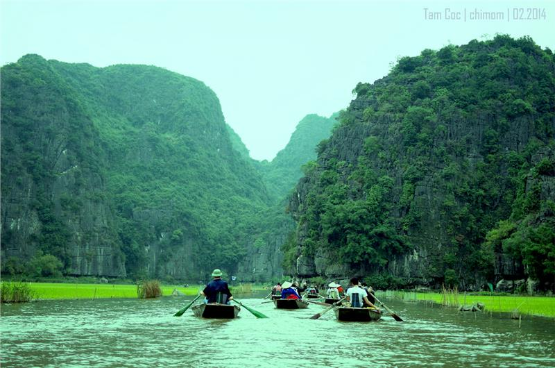 Trang An complex to receive World Natural Heritage Certificate