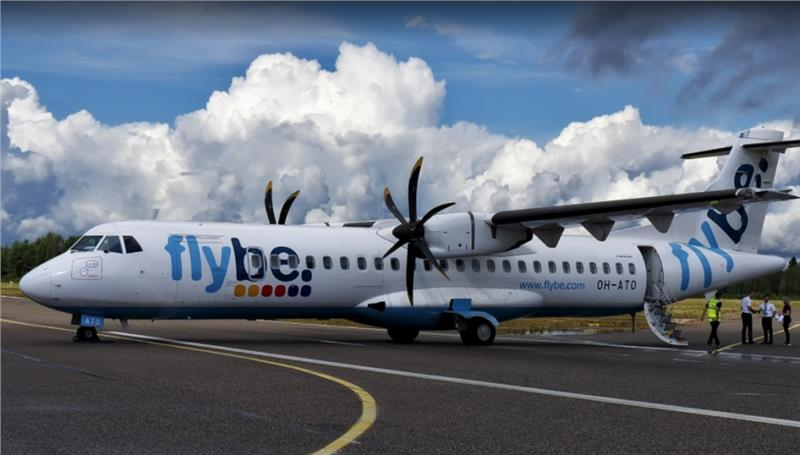 Largest domestic UK airline Flybe goes bankrupt