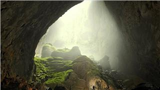 Son Doong Cave broadcasted on Good Morning America