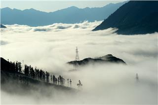 Sapa winter impresses lovers of flawless beauty