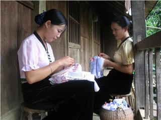 Loong Sap where Thai ethnic culture is preserved