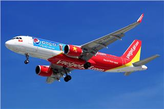 Over 1500 Vietjet flights added this summer