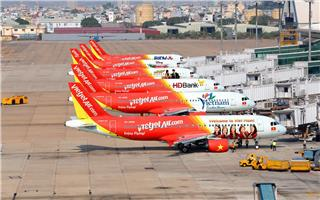 500 Vietjet flights from Hanoi and Ho Chi Minh City added