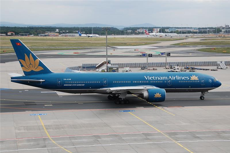 Vietnam Airlines branch in Germany will exploit modern aircrafts