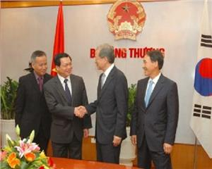The prospects of Vietnam - Korea FTA