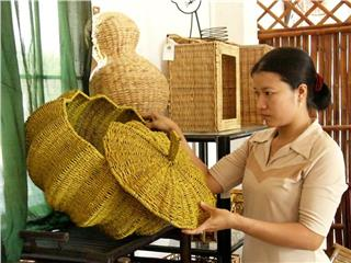 Vietnam handicraft orders increase
