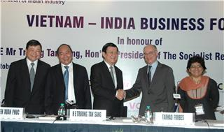 Vietnam - India trade promotion enhanced