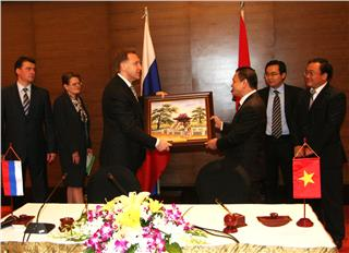 Businesses in Vietnam enhance Russian cooperation