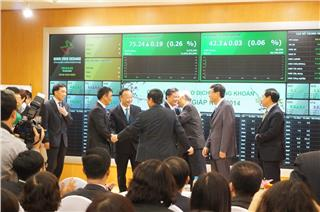 Vietnam stock market receives huge investment from Singapore